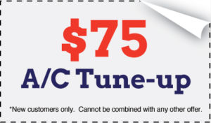 Basic Air conditioner Tune up